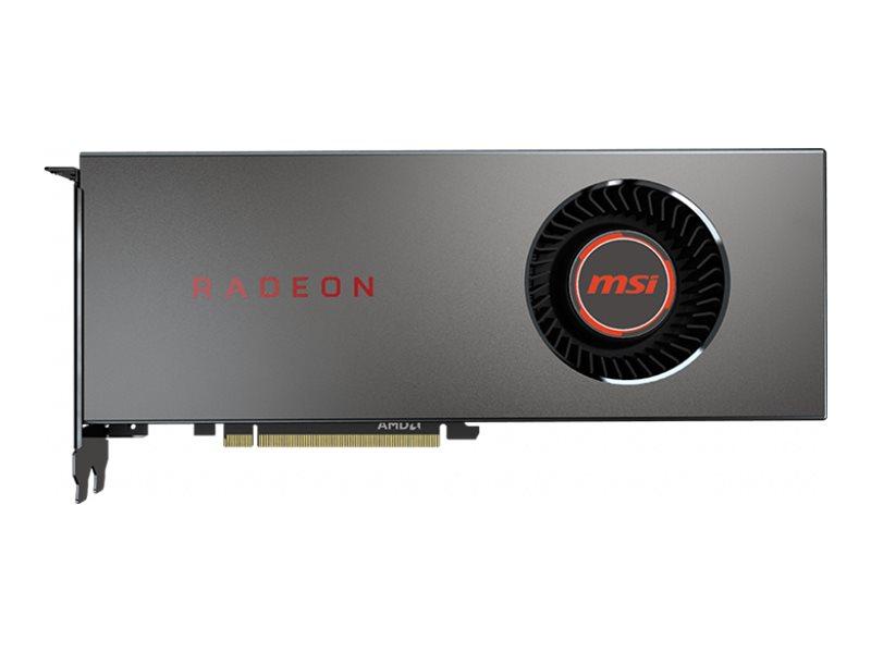 MSI RX 5700 8G - Grafikkarten - Radeon RX 5700 - 8 GB GDDR6 - PCIe 4.0 x16 - HDMI, 3 x DisplayPort