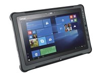 Getac F110 G4 - Tablet - Core i7 7500U / 2.7 GHz - Win 10 Pro 64-Bit - 8 GB RAM - 256 GB SSD TCG Opal Encryption 2