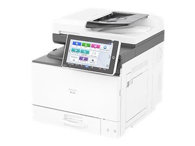 Ricoh IM C300F - Multifunktionsdrucker - Farbe - Laser - A4 (210 x 297 mm) (Original) - A4 (Medien)