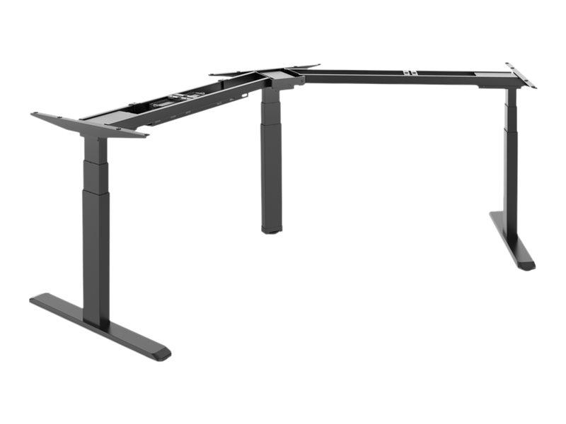 DIGITUS - Sitz-Steh-Tischgestell - elektrische Höhenverstellung