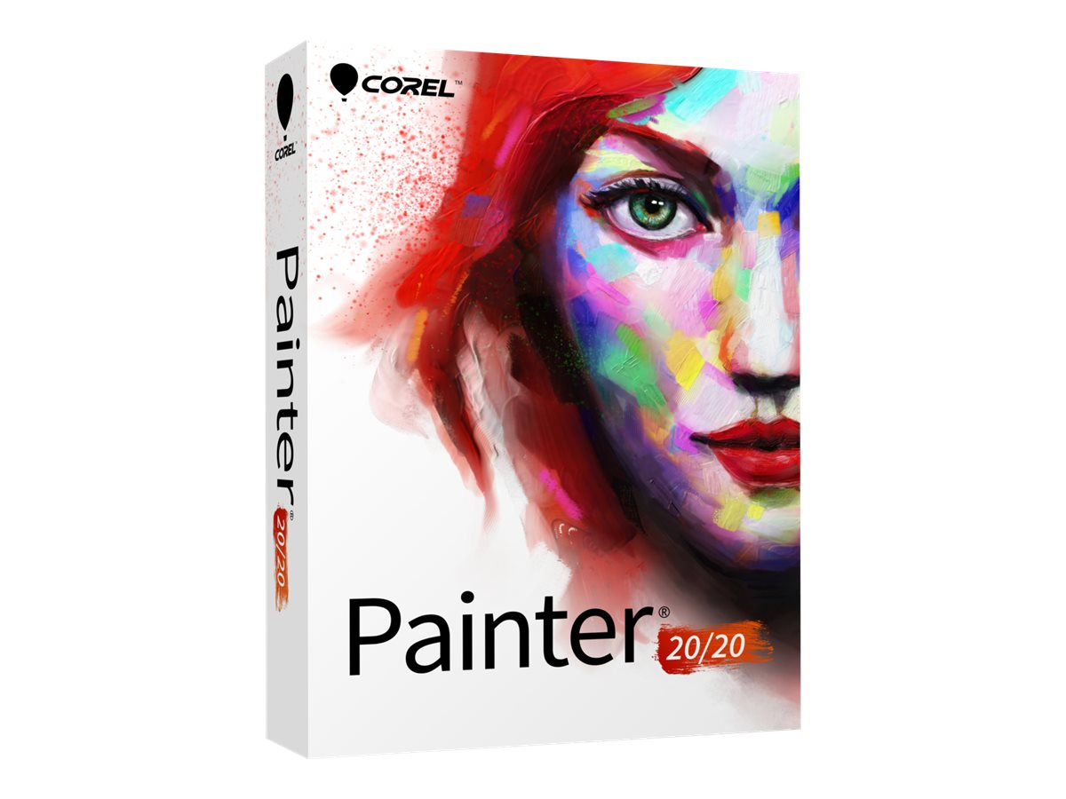 Corel Painter 2020 - Box-Pack (Upgrade) - 1 Benutzer - Win, Mac - Multi-Lingual