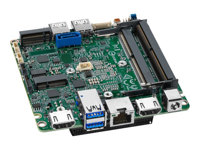 Intel Next Unit of Computing Board NUC7I7DNBE - Motherboard - UCFF - Intel Core i7 8650U - USB 3.0 - Gigabit LAN