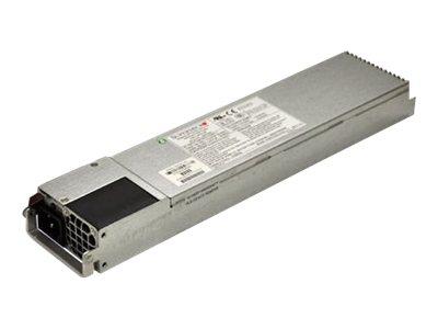 Supermicro PWS-1K28P-SQ - Stromversorgung (intern) - 80 PLUS Platinum - Wechselstrom 100-140/180-240 V - 1280 Watt - PFC