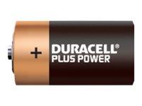 Duracell Plus Power MN1400 - Batterie 6 x C - Alkalisch
