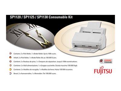 Fujitsu - Scanner-Rollenkit - für Fujitsu SP-1120, SP-1125, SP-1130