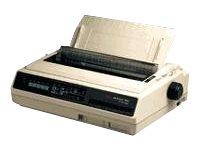 OKI Microline 395B - Drucker - monochrom - Punktmatrix - 360 dpi - 24 Pin