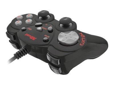 Trust GXT 24 - Game Pad - 12 Tasten - kabelgebunden
