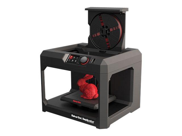 MakerBot Replicator Fifth Generation - 3D-Drucker - FDM - max. Baugrösse 252 x 199 x 150 mm - Schicht: 100 µm - USB 2.0, LAN, US
