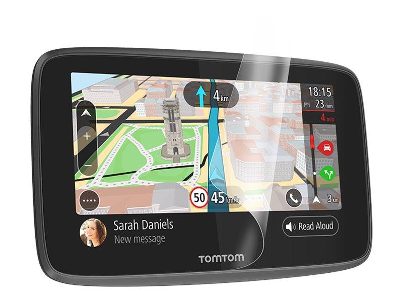 TomTom - Bildschirmschutz-Kit - für GO 50, 5000, 51, 5100, 610, 6100, 620, 6200; Start 50, 52; TRUCKER 500, 5000, 6000; VIA 52