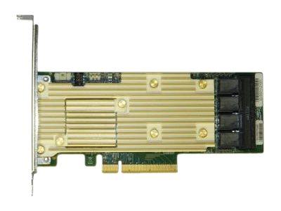 Intel RAID Controller RSP3TD160F - Speichercontroller (RAID) - 16 Sender/Kanal - SATA 6Gb/s / SAS 12Gb/s / PCIe Low-Profile - 12