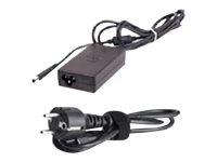 Dell AC Adapter - Netzteil - 45 Watt - Europa - für Inspiron 11 31XX, 13 53XX, 15 3567, 15 55XX, 17 5767, 3452, 3552, 5490; Vost