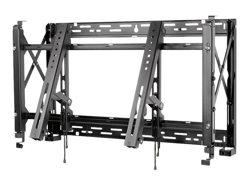 NEC PD02VW QR 46 55 L - Montagekomponente (Schnellentriegelungsklammer) für Videoleinwand - Bildschirmgrösse: 101.6-139.7 cm (40
