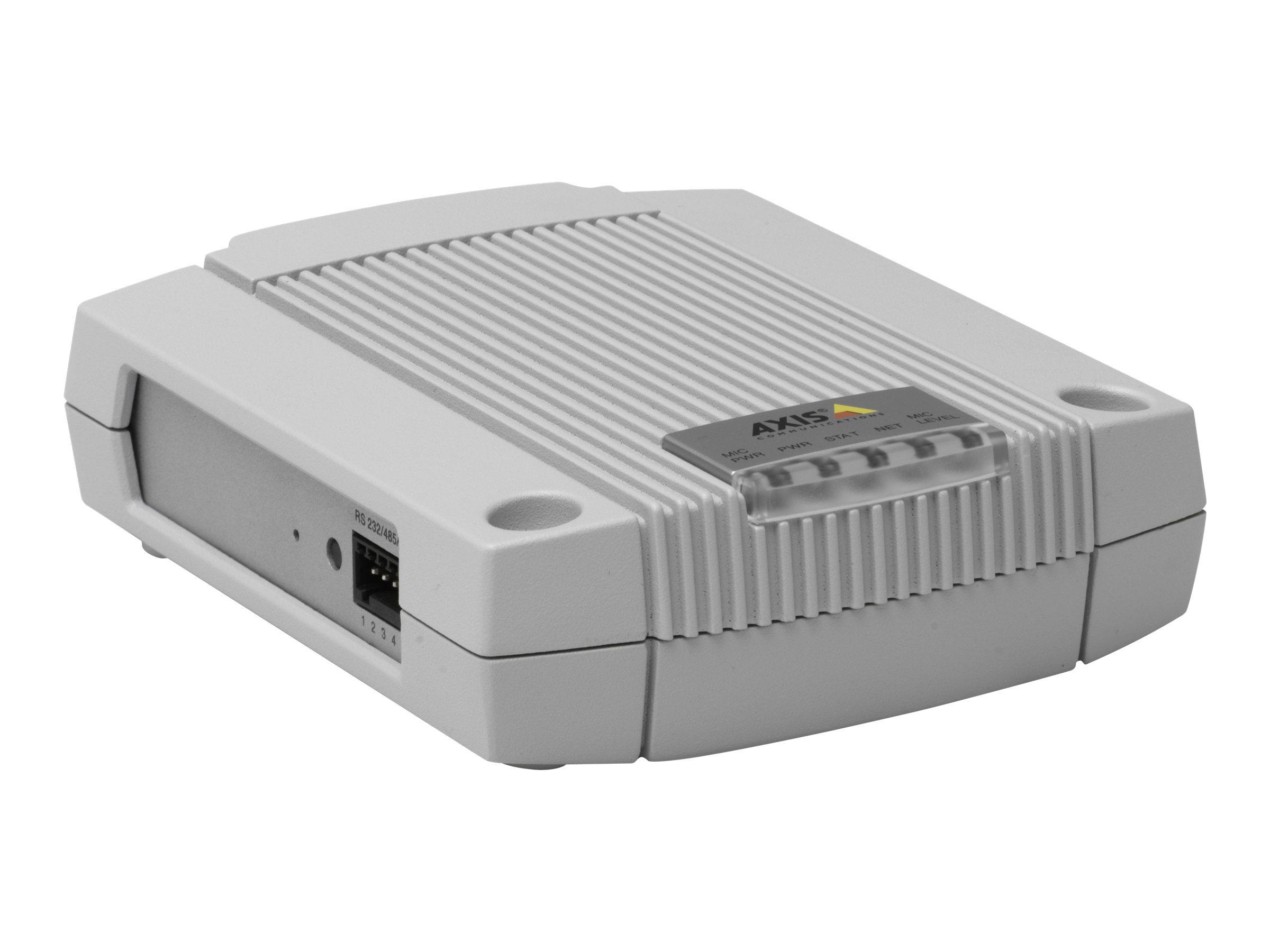 AXIS P8221 Network I/O Audio Module - Erweiterungsmodul