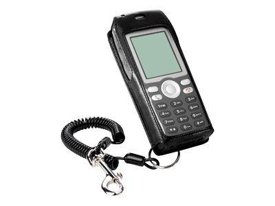 Cisco - Tasche für schnurloses Telefon - Leder - für Unified Wireless IP Phone 7925G
