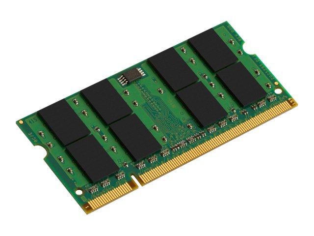 Kingston - DDR2 - 1 GB - SO DIMM 200-PIN - 667 MHz / PC2-5300 - ungepuffert