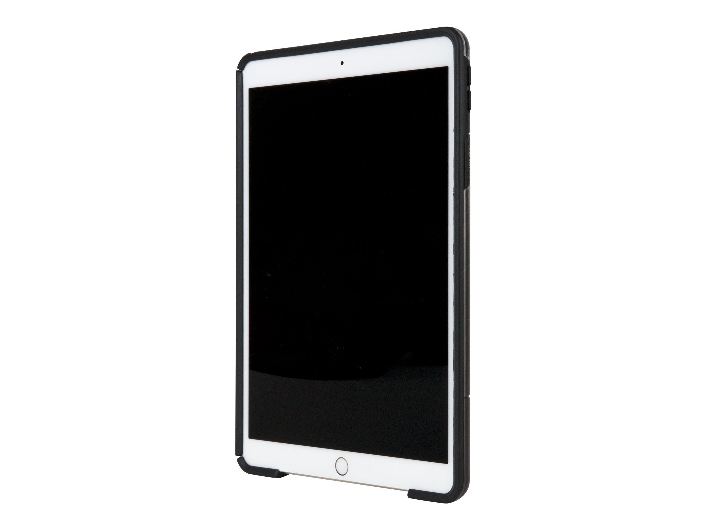 OtterBox uniVERSE for Apple iPad Pro 10.5-inch - Pro Pack - hintere Abdeckung für Mobiltelefon - Polycarbonat - Schwarz, klar -