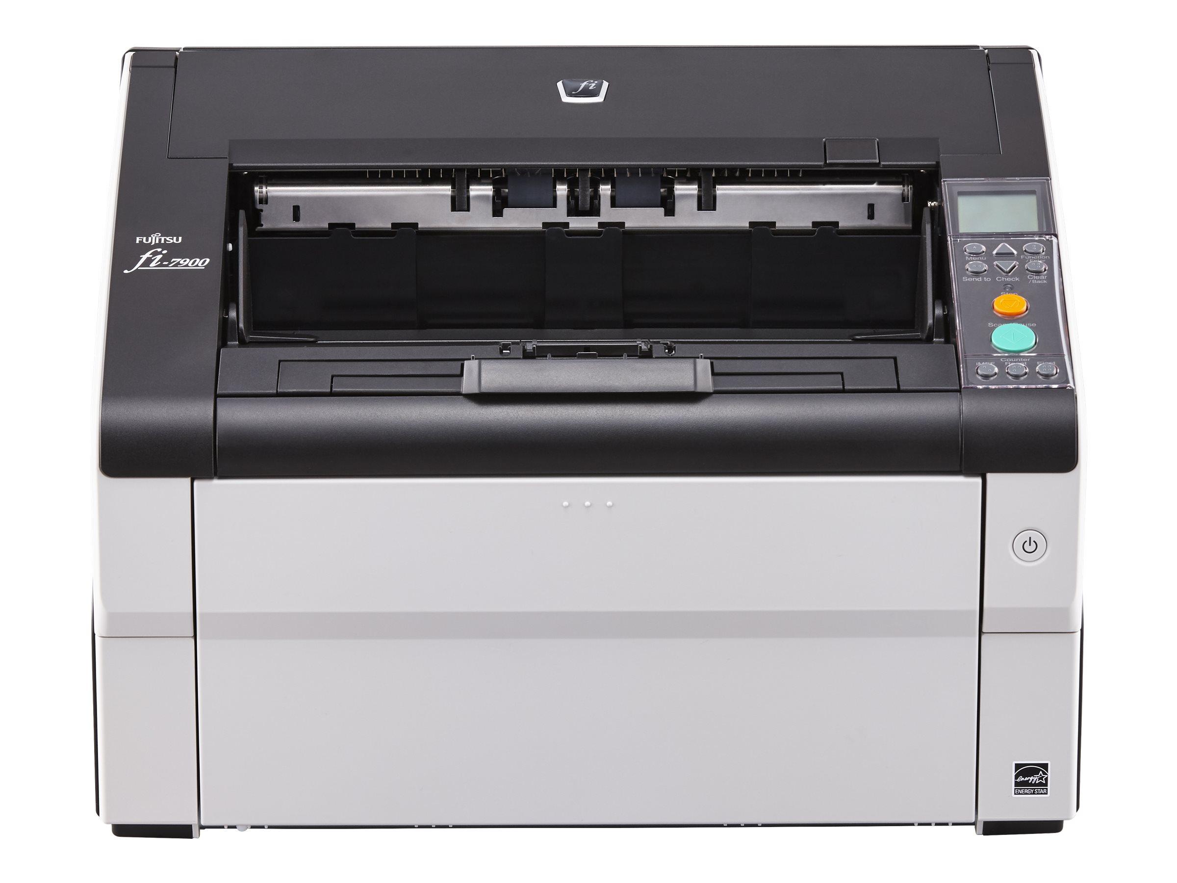 Fujitsu fi-7900 - Dokumentenscanner - Duplex - 304.8 x 431.8 mm - 600 dpi x 600 dpi - bis zu 140 Seiten/Min. (einfarbig) / bis z