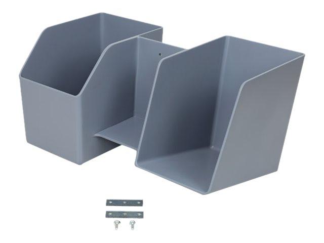 Ergotron LearnFit - Aufbewahrungsbehälter - 200 x 370 mm - Grau