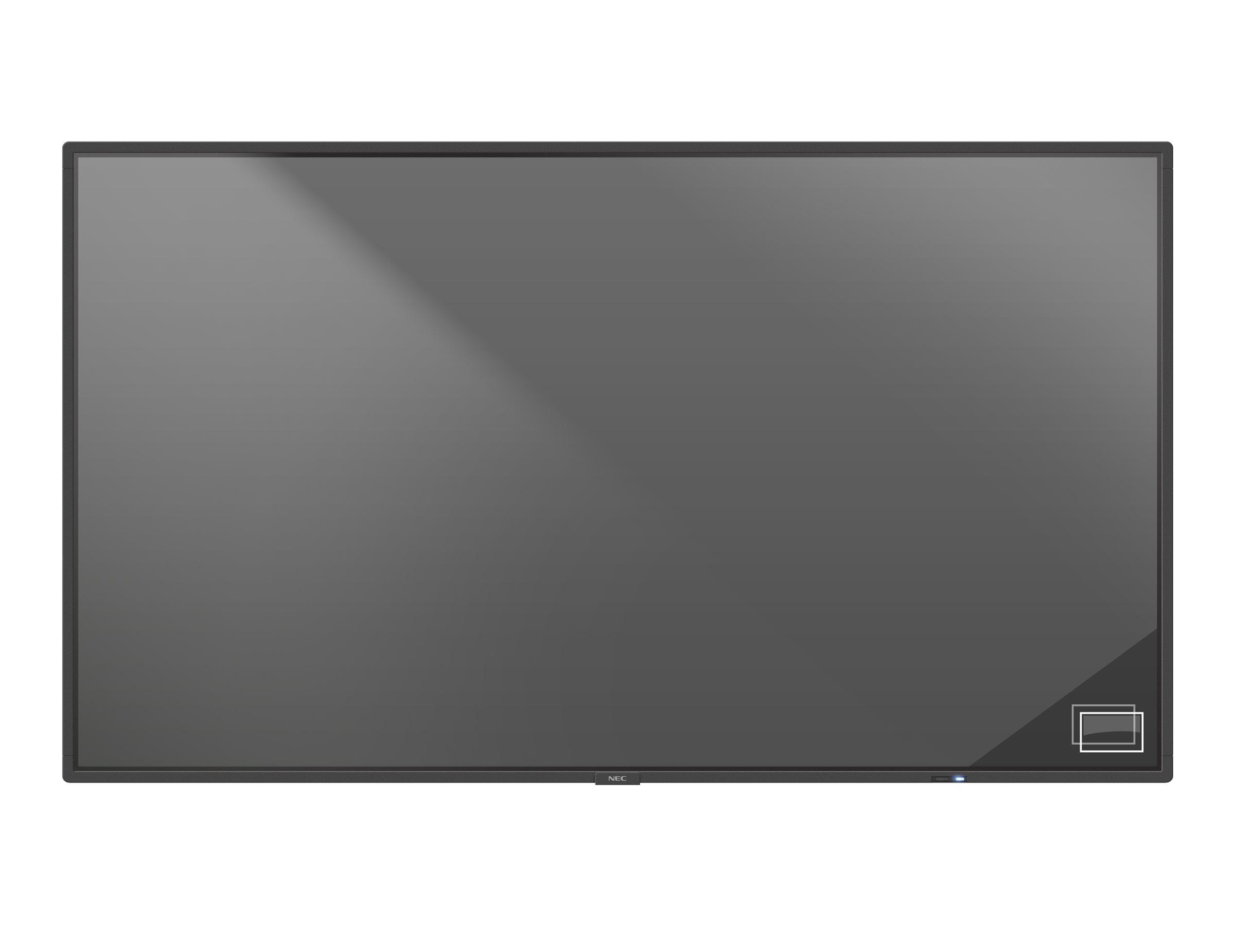 NEC MultiSync P554 PG - 138.8 cm (55