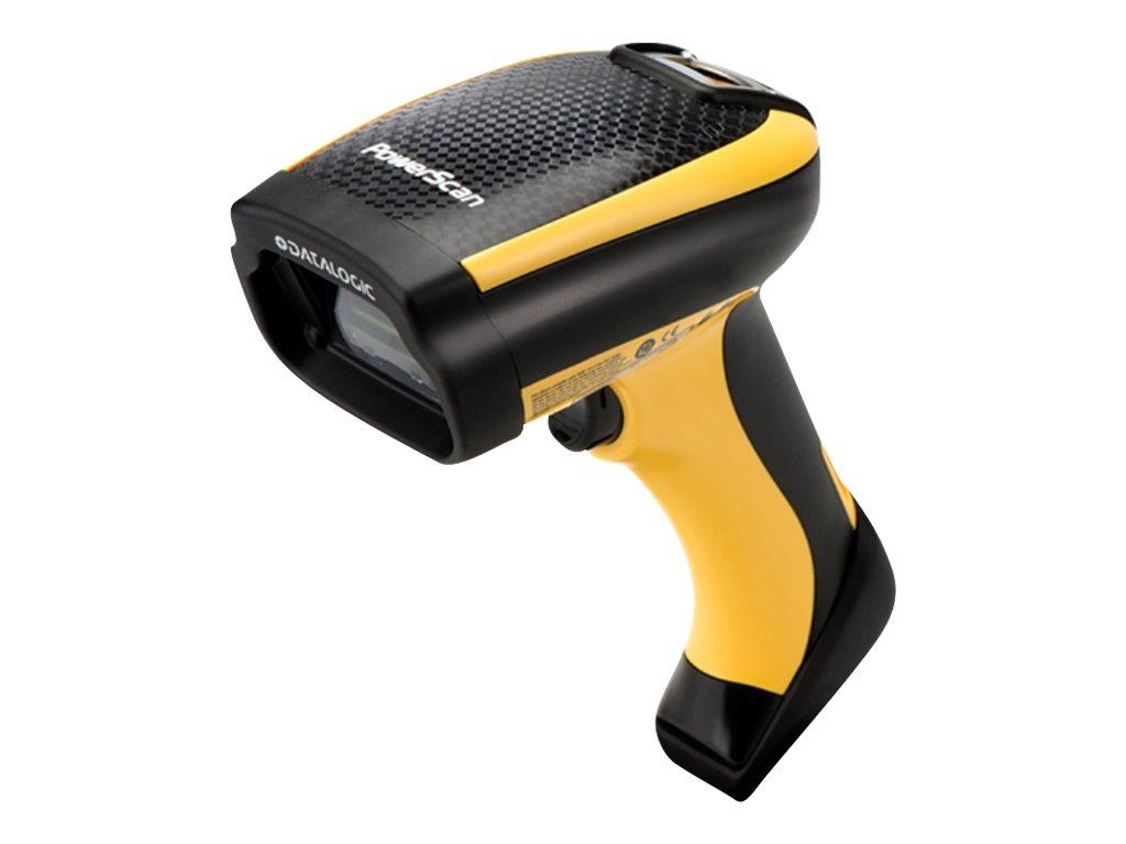 Datalogic PowerScan PM9501 - Standard Range (SR) - USB Kit - Barcode-Scanner - tragbar - decodiert