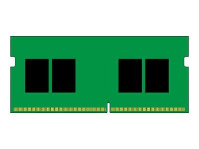 Kingston ValueRAM - DDR4 - 8 GB - SO DIMM 260-PIN - 2400 MHz / PC4-19200 - CL17