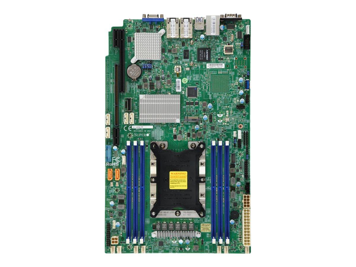 SUPERMICRO X11SPW-TF - Motherboard - Socket P - C622 - USB 3.0 - 2 x 10 Gigabit LAN