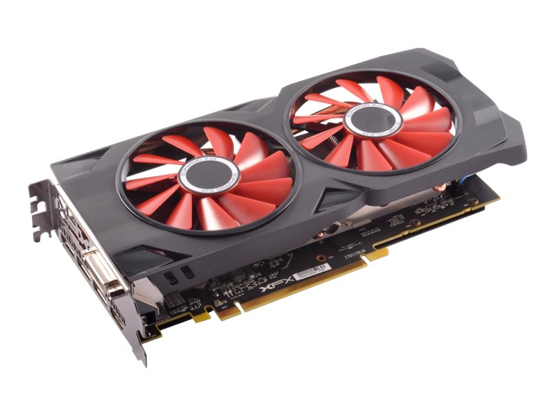 XFX Radeon RX 570 RS - XXX Edition - Grafikkarten - Radeon RX 570 - 8 GB GDDR5 - PCIe 3.0