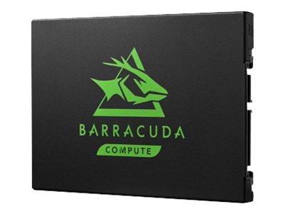 Seagate Barracuda 120 ZA2000CM1A003 - Solid-State-Disk - 2 TB - intern - 2.5