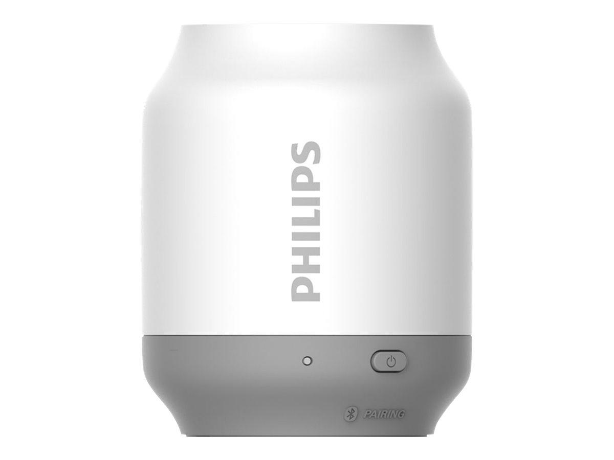 Philips UpBeat BT51W - Lautsprecher - tragbar - kabellos - Bluetooth - 2 Watt