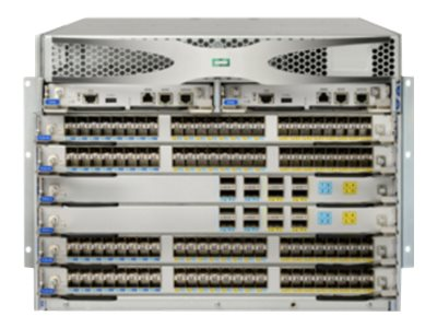HPE StoreFabric SN8600B 4-slot Power Pack+ Director Switch - Switch - verwaltet - an Rack montierbar