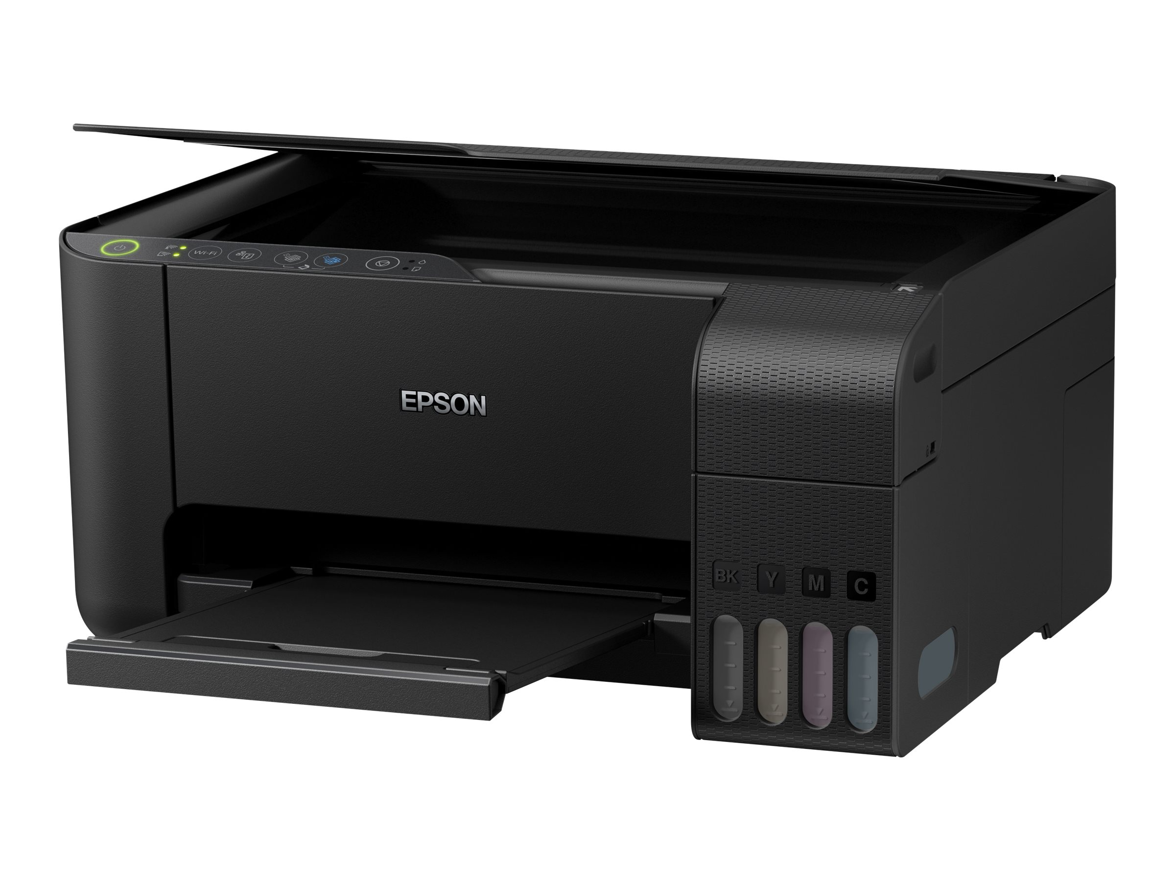 Epson EcoTank ET-2714 - Multifunktionsdrucker - Farbe - Tintenstrahl - Legal (216 x 356 mm)/A4 (210 x 297 mm) (Original) - A4/Le