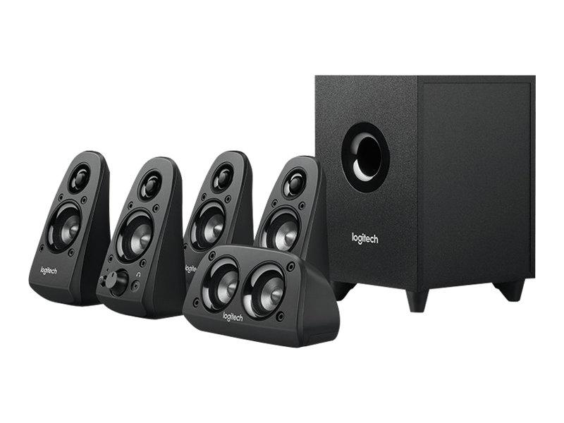 Logitech Z506 - Lautsprechersystem - für PC - 5.1-Kanal - 75 Watt (Gesamt)