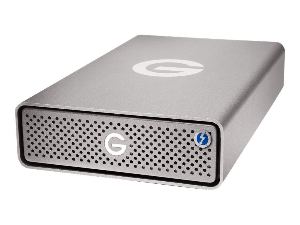 G-Technology G-DRIVE PRO GDRPTB3EB19201DHB - Festplatte - 1.92 TB - extern (Stationär) - Thunderbolt - Space-grau