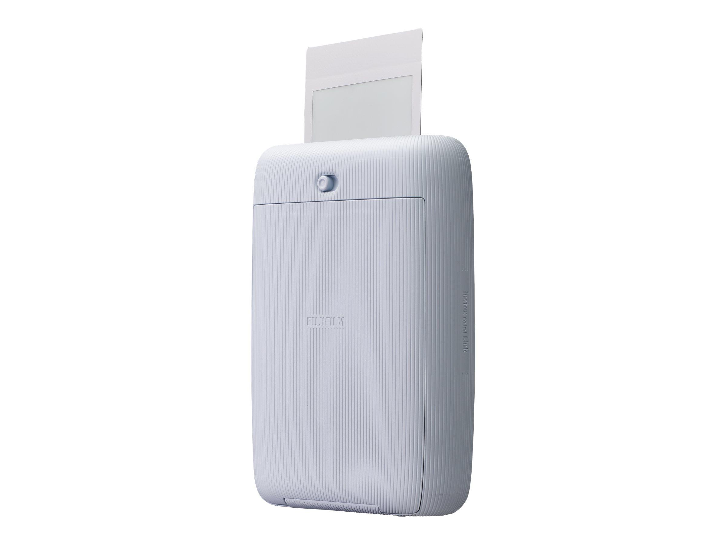 Fujifilm instax mini Link - Drucker - Farbe - LED - 86 x 54 mm bis zu 5 Abzüge/Min. (Farbe) - Kapazität: 10 Fotos