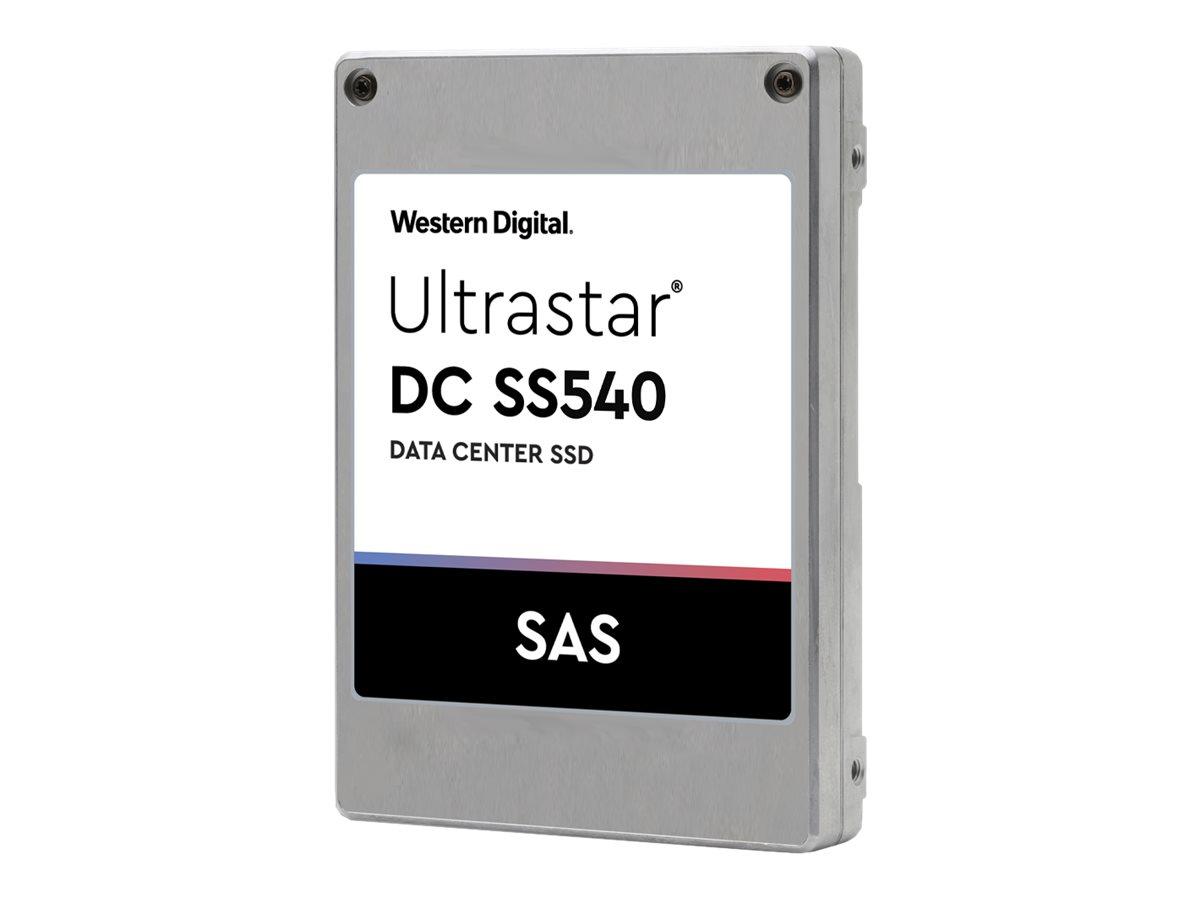 WD Ultrastar DC SS540 WUSTVA119BSS204 - Solid-State-Disk - 1.92 TB - intern - 2.5