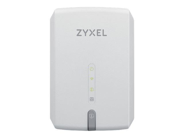 Zyxel WRE6602 - Wi-Fi-Range-Extender - 100Mb LAN - Wi-Fi - Dualband - Unterputz