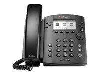 Polycom VVX 300 - VoIP-Telefon - SIP, RTCP, RTP, SRTP, SDP - 6 Leitungen