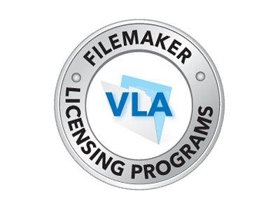 FileMaker Pro - Wartung (1 Jahr) - 1 Platz - Reg., Corporate / Unternehmens- - VLA - Stufe 6 (500-999)