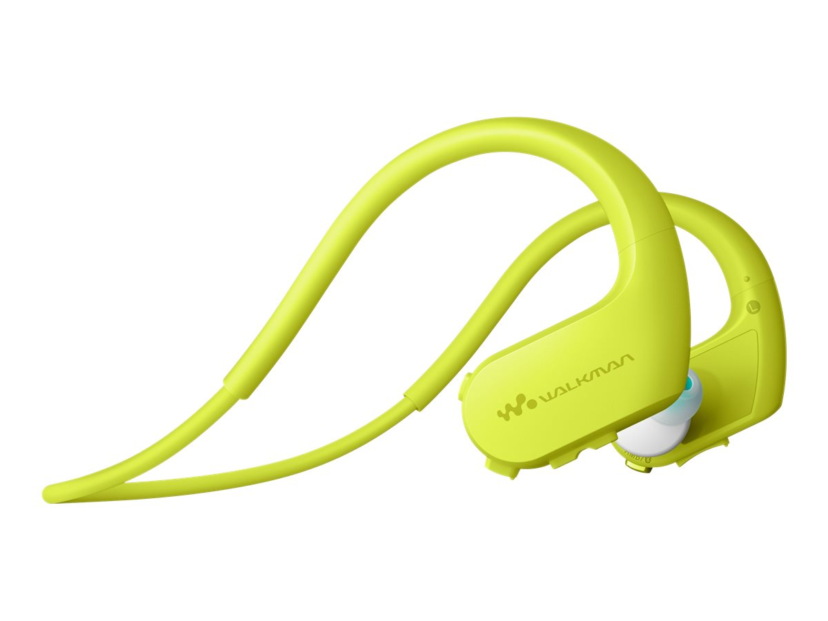 Sony Walkman NW-WS623 - Headset-Digital-Player - 4 GB - Lime Green