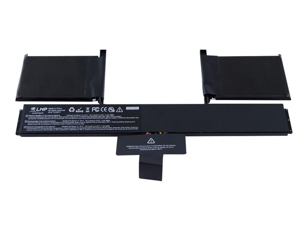 LMP - Laptop-Batterie (gleichwertig mit: Apple A1437) - 1 x Lithium-Polymer 68 Wh