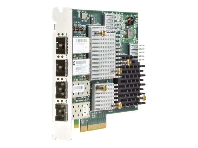 HPE 3PAR - Netzwerkadapter - 8Gb Fibre Channel x 4
