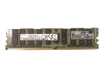 HPE - DDR4 - 64 GB - DIMM 288-PIN - 2666 MHz / PC4-21300 - 1.2 V