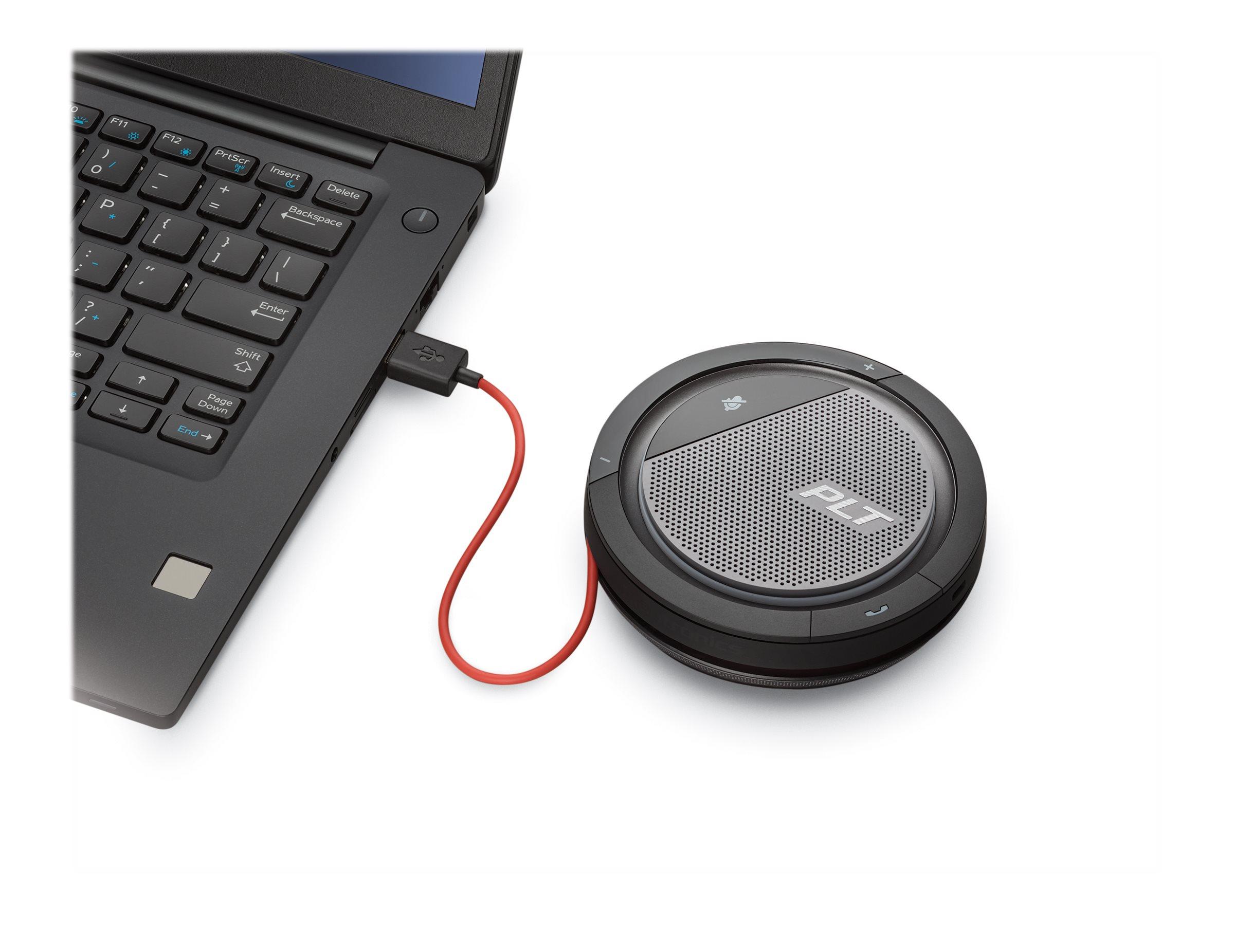 Poly Calisto 3200 - Freisprechsystem - kabelgebunden - USB