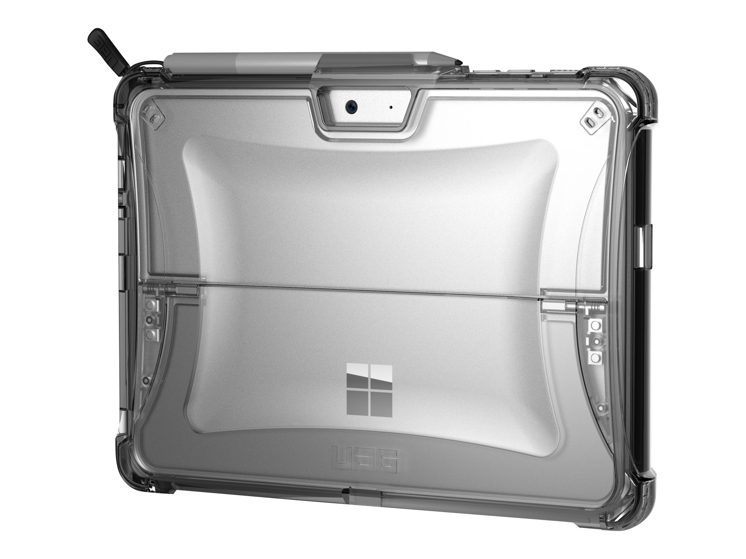 UAG Rugged Case for Microsoft Surface Go / Surface Go 2 - Plyo Ice - Hintere Abdeckung für Tablet - widerstandsfähig - für Micro