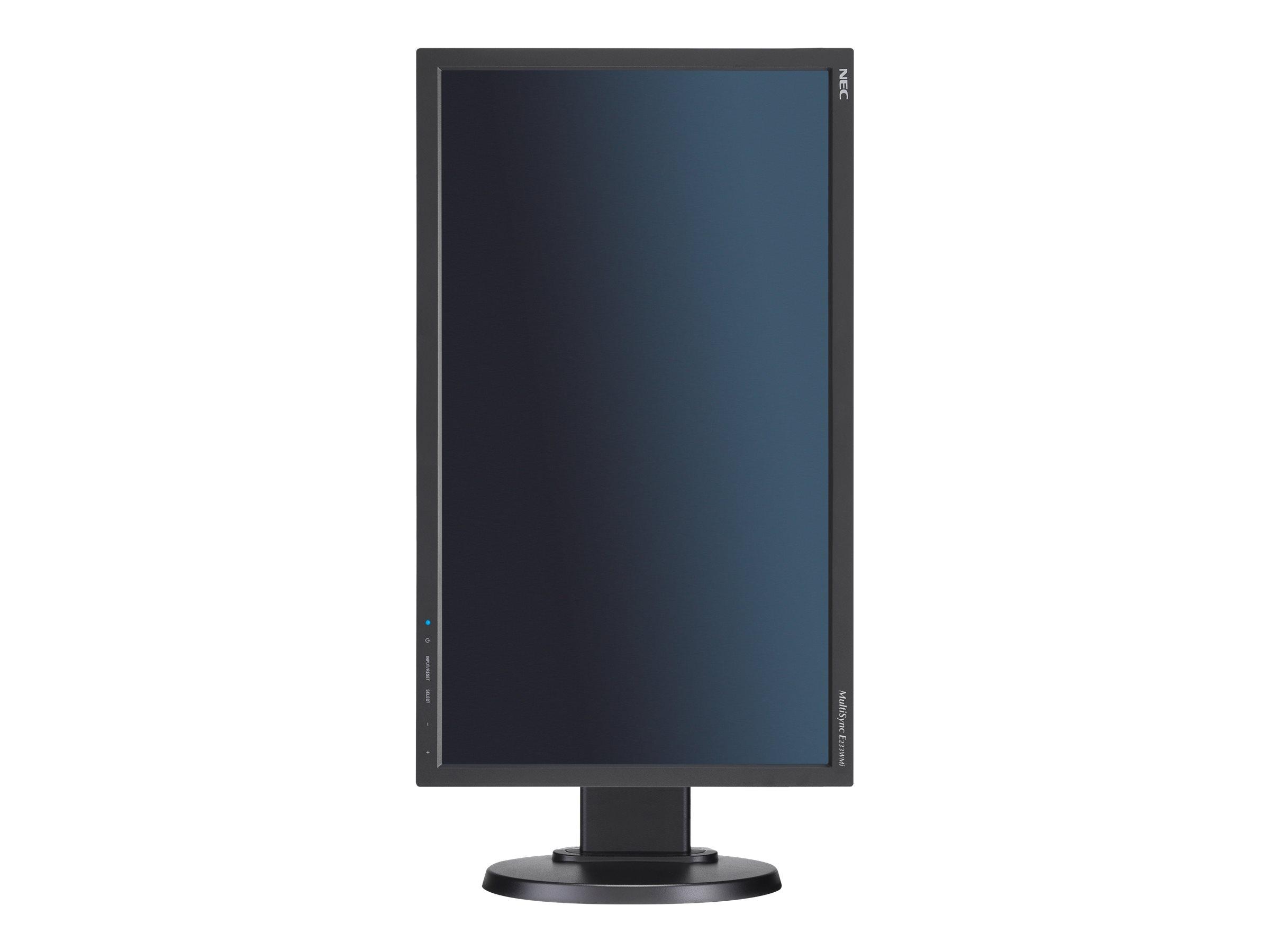 NEC MultiSync E233WMi - LED-Monitor - 58.4 cm (23