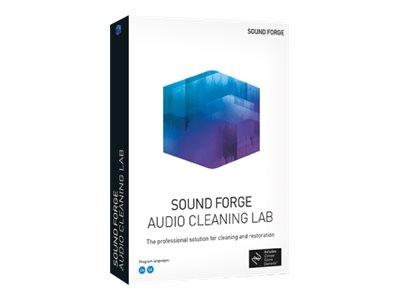 Sound Forge Audio Cleaning Lab - Box-Pack - 1 Benutzer - CD - Win - Englisch, Deutsch