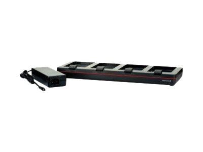 Honeywell Quad Battery Charger - Standard - Batterieladegerät - Ausgangsanschlüsse: 4