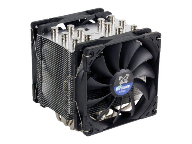 Scythe Mugen 5 - PCGH Edition - Prozessor-Luftkühler - (für: LGA775, LGA1156, AM2, AM2+, LGA1366, AM3, LGA1155, AM3+, LGA2011, F