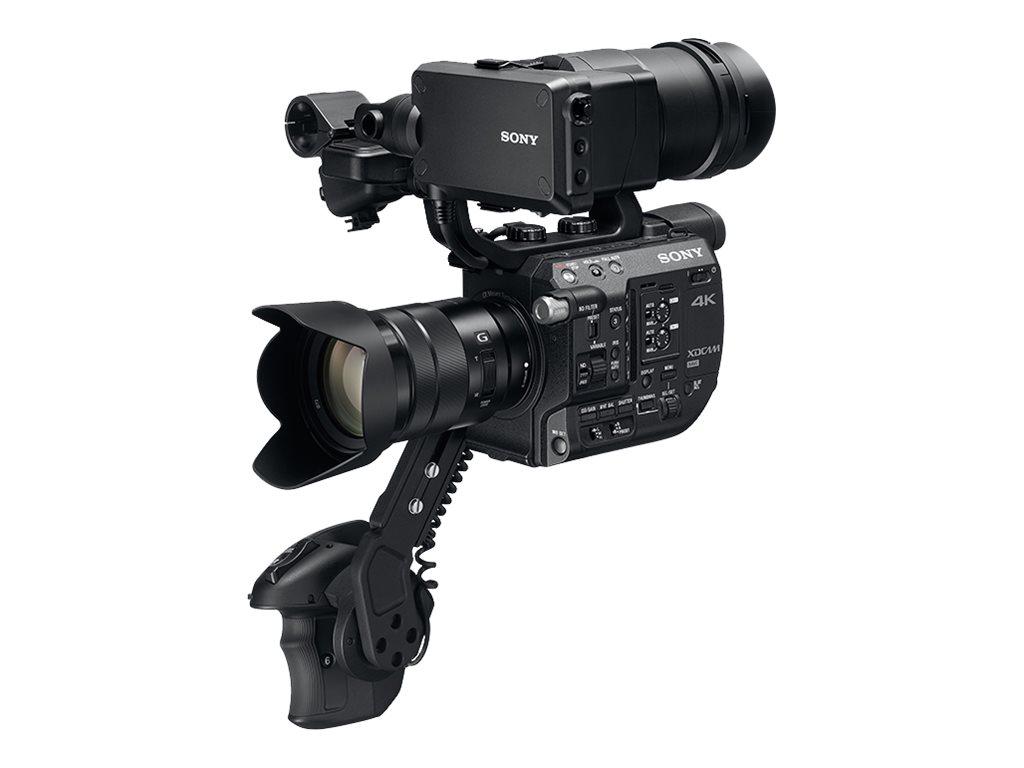 Sony XDCAM PXW-FS5K - Camcorder - 4K / 59.94 BpS - 5.8x optischer Zoom Objektiv PZ 18-105 mm G OSS - Flash-Karte - Wi-Fi, NFC