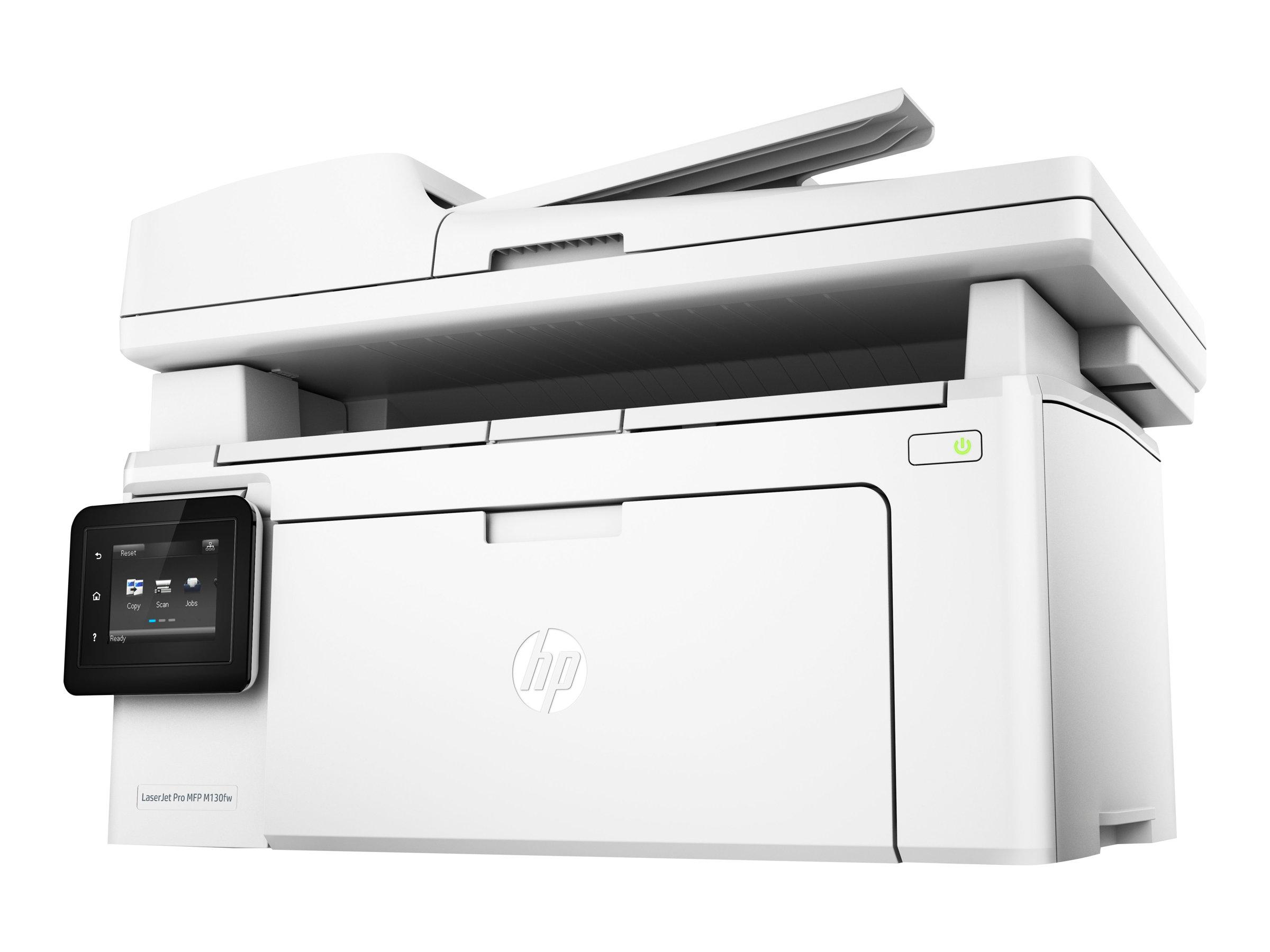 HP LaserJet Pro MFP M130fw - Multifunktionsdrucker - s/w - Laser - 215.9 x 297.2 mm (Original) - A4/Legal (Medien)